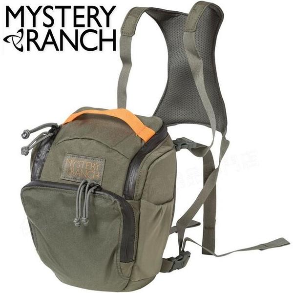 『VENUM旗艦店』Mystery Ranch 神秘農場 DSLR CHEST RIG 胸前相機包/胸掛包/安全相機包 61255 綠灰3L