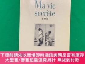 二手書博民逛書店Ma罕見Vie Secrete Volumes V et ViY279520 Anonymous Stock