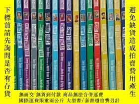 二手書博民逛書店HORRIBLE罕見HISTORIES:BLOOD-GURDLING BOX OF BOOKS 20本套裝 外文原