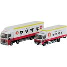 TOMYTEC 卡車收藏 山崎麵包卡車_TV30770