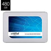 """Micron 美光 Crucial BX300 480G B MLC 2.5"""" SSD 三年保固"""