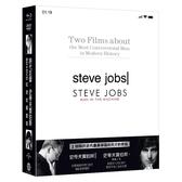 【停看聽音響唱片】【BD】時代巨擘:史帝夫賈伯斯 紀念收藏套裝 (BD+DVD)