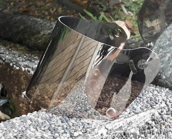 海鳥牌樂高帽,專用電鍍鏡片