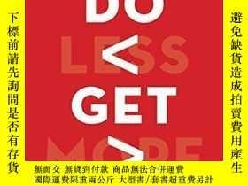 二手書博民逛書店Do罕見Less, Get MoreY256260 Shaa Wasmund Portfolio 出版201