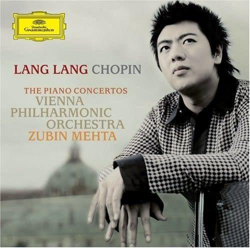 郎朗  蕭邦 第1, 2號鋼琴協奏曲 CD  (購潮8)