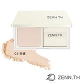 ZENN茲恩簡單蜜粉餅01-粉膚