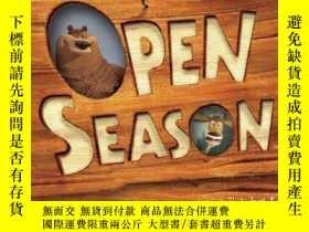 二手書博民逛書店The罕見Art of Open Season, a Field