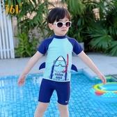 361度兒童游泳衣分體男童女童中大童小孩寶寶游泳衣泳裝套裝