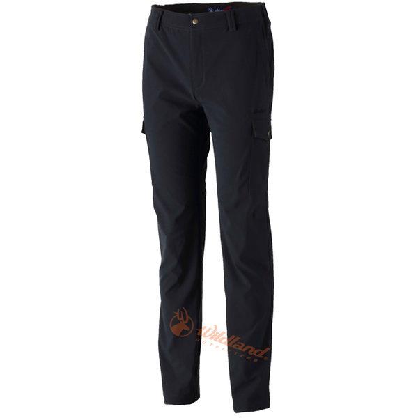 Wildland 荒野 0A32398-93深灰色 男 RE彈性粗曠多口袋長褲