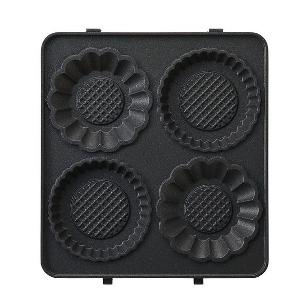 【BRUNO】蛋塔烤盤(熱壓三明治機配件)BOE043-TART