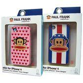 Paul Frank 大嘴猴 iPhone 4 保護套 果凍套 矽膠套 保護殼 原裝正品【采昇通訊】