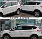 【車王小舖】 2013 最新 福特KUGA上窗飾條 KUGA車窗飾條 KUGA 不鏽鋼飾條 6件套