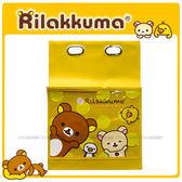 【愛車族購物網】拉拉熊 / 懶熊 / Rilakkum懶懶熊椅背置物袋