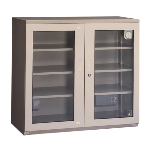 收藏家 AXH-450 高承載大型防潮櫃(玻璃)