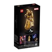 76191【LEGO 樂高積木】Marvel 漫威英雄系列 - 無限手套