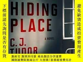 二手書博民逛書店The罕見Hiding PlaceY256260 C J Tudor Crown Publishing Gro