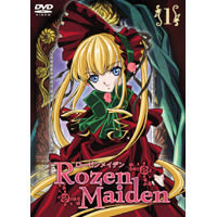 動漫 - 薔薇少女 Rozen Maiden DVD VOL-1
