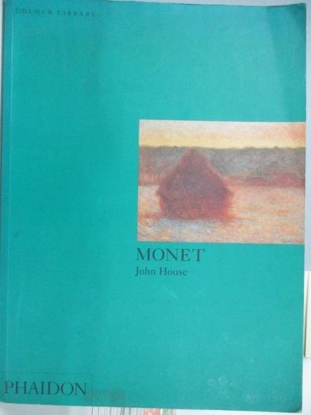【書寶二手書T5/傳記_DBU】Monet_John House