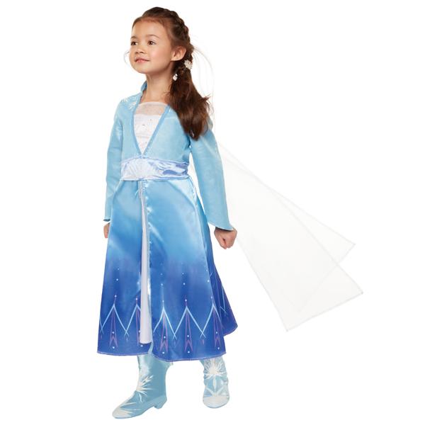 冰雪奇緣 2 艾莎造型服
