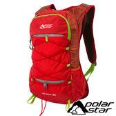 【PolarStar】休閒背包25L『紅』露營.戶外.旅遊.自助旅行.登山背包.後背包.肩背包 P17803