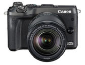 Canon EOS M6 Kit組 黑色〔含18-150mm〕平行輸入