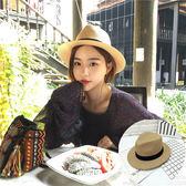韓國遮陽沙灘休閒優雅帽子