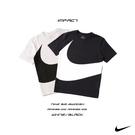 IMPACT Nike Big Swoosh 黑 白 男女可穿 大勾 短T AR5192-010 AR5192-103