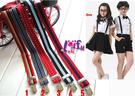 得來福吊帶,k869吊帶兒童吊帶三夾2.5cm男女背帶吊帶褲帶夾短版的,售價100元