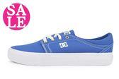 DC休閒板鞋 男鞋 低筒 休閒穿搭 零碼出清 H9495#寶藍◆OSOME奧森童鞋