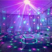 星空燈投影儀滿天星創意臥室浪漫旋轉七彩夢幻夜空星光燈帶音樂燈『潮流世家』