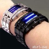 手錶 男士手錶防水時尚款男新款潮流學生機械特種兵手錶男 潔思米