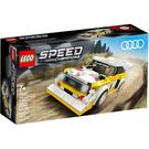 樂高積木 LEGO《 LT76897 》SPEED CHAMPIONS 系列 - Audi Sport Quattro S1╭★ JOYBUS玩具百貨