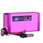 汽車摩托車電瓶充電器12v40ah60ah100ah乾水電池自動識別通用ATF 格蘭小舖