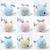 新生兒帽子秋冬加厚0-3個月寶寶胎帽純棉 初生嬰兒帽子保暖套頭帽 艾尚旗艦 艾尚旗艦店