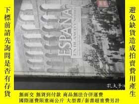 二手書博民逛書店ESPAЙA罕見EN BLANCOY NEGRO 有關西班牙歷史