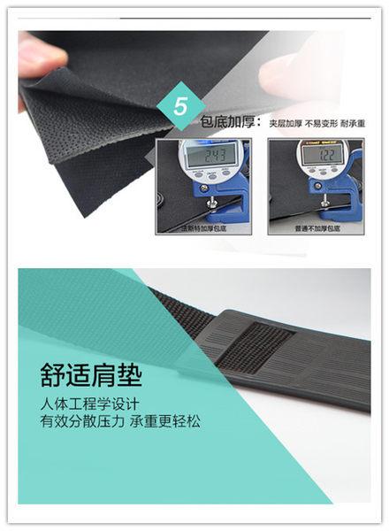 【台北益昌】法斯特單層升級款 16吋 工具袋 肩背手提袋 多功能單肩 電工包 加厚牛津布工具包