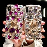 Realme X50 Pro 華碩 ZS630KL vivo X60 Pro 紅米 Note 9 小米 10T 寶石滿鑽 水鑽殼 手機殼 保護殼 訂製