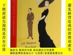 二手書博民逛書店人性的枷鎖罕見英文原版 Of Human Bondage 毛姆