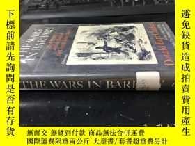 二手書博民逛書店HE罕見WARS IN BARBARY Arad piracy and the birth of the unit