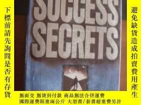 二手書博民逛書店SUCCESS罕見SECRETS:A common sense