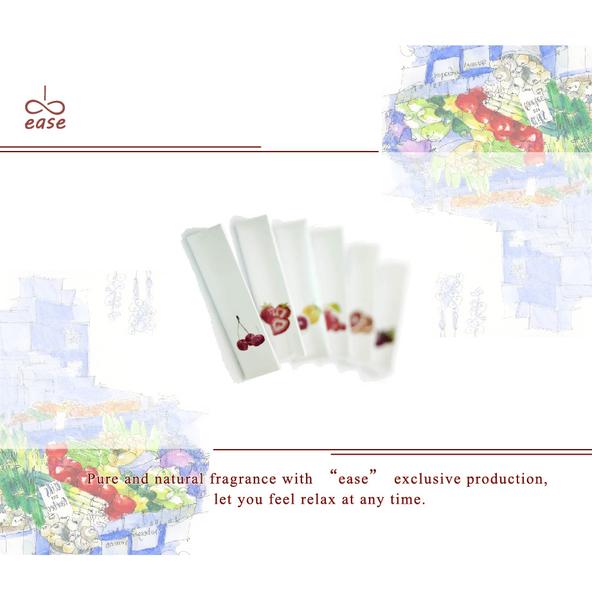【ease】悠閒時光系列 6款 果香調線香