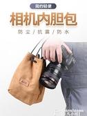 攝影包微單相機包單反相機收納袋攝影包內膽軟包索尼a600數碼相機套便攜尼 非凡小鋪 新品
