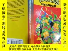 二手書博民逛書店TEENAGE罕見MUTANT HERO TURTLES:青少年變異英雄龜 Y200392