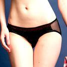 透氣三角褲(48016003)-黑-M