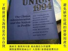 二手書博民逛書店STATE罕見of the UNION 1994Y246305