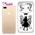 【65折特賣】Moxbii iPhone 7 Plus D-Armor 極空戰甲 軍規級防撞光雕保護殼-愛麗絲