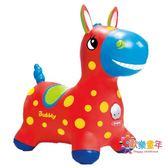 加厚充氣音樂跳跳馬兒童跳跳動物寶寶幼兒園運動玩具