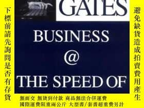 二手書博民逛書店Business罕見@ The Speed Of ThoughtY255562 Bill Gates Warn
