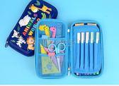 鉛筆盒 yome筆袋3D筆盒男女小學生大容量多功能簡約創意兒童鉛筆盒文具盒 俏女孩