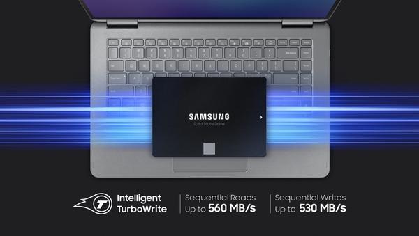 SAMSUNG 三星【870 EVO】SAMSUNG 870 EVO SSD 250GB MZ-77E250B 2.5吋 SATA 6Gb/s 固態硬碟